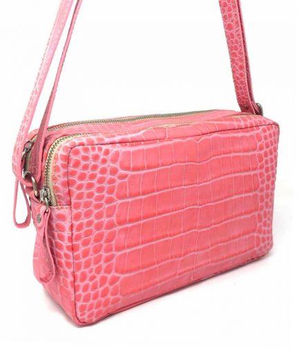 mini bag cocco rosa